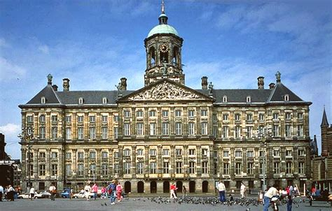 Amsterdam Museum Royal by Royal Palace Town Hall Amsterdam Tours Academic Tour