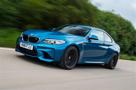 Bmw M2 Coupe Auto (2016) Review