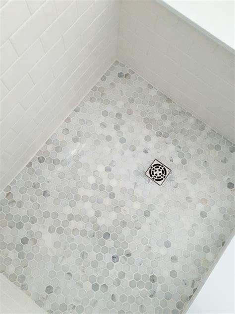 bianco carrara  hexagons tile stone source