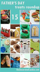 A roundup of fun food ideas for Dad -- Father's Day treats ...