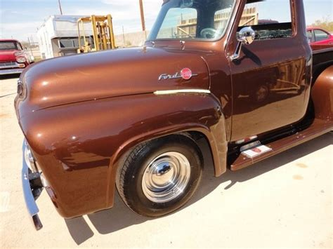 classic metallic copper on classic ford truck http www