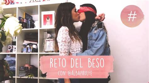 kiss challenge  mi novia dulceida youtube