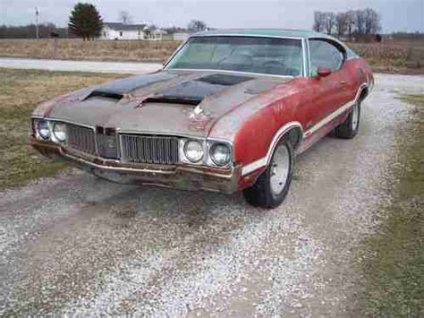buy used 1970 oldsmobile 442 w 30 70 71 72 cutlass 442 in brazil indiana united states
