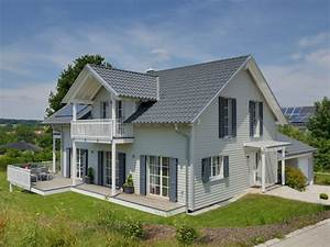 Amerikanische Holzhäuser Bauen : fertighaus von baufritz haus motz russ ~ Indierocktalk.com Haus und Dekorationen