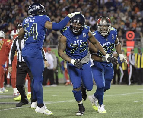 afc holds   defeat nfc    pro bowl daily mail