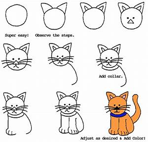 How to Draw a Cat - Dr. Odd