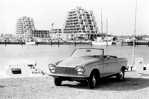 Peugeot 204 Sedan, Break, Cabriolet (1965 - 1976) | Auto55.be
