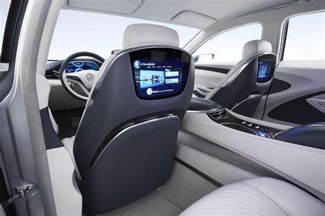 buick avenir concept previews future flagship gm authority