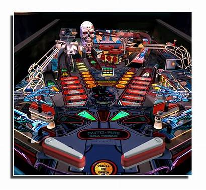 Pinball Arcade Terminator Season 1991
