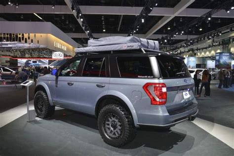 ford expedition baja forged adventurer rear concept