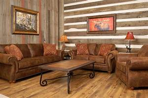 How to Decorate Your Rustic Living Room Furniture Wolf ...