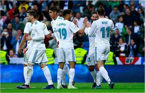 Resultado Final – Real Madrid 6 Celta de Vigo 0 – Liga de ...