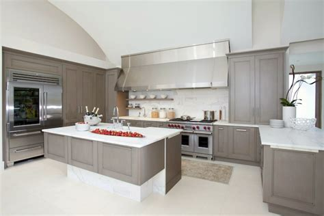 gray kitchen white cabinets fantastic gray and white kitchen cabinets hd9i20 tjihome
