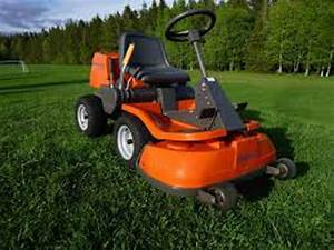 Husqvarna Ride Mower Rider Pro15 Proflex 18  21 Workshop