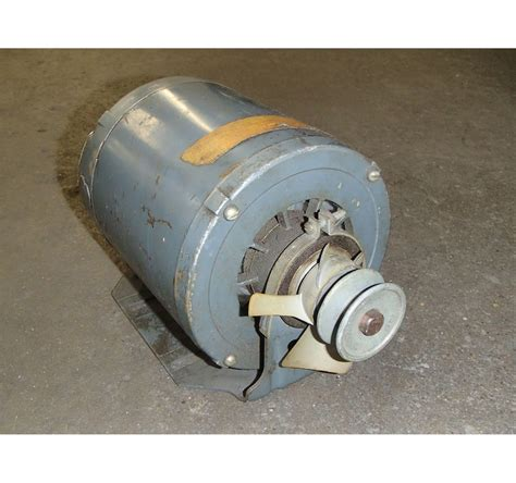 Westinghouse Electric Motor by 1 3 Hp Westinghouse Thermoguard Electric Motor 316p571 B