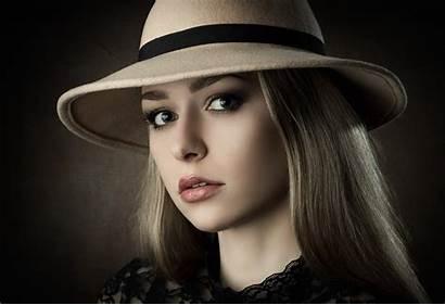 Hat Face Fine Wallpapers Portrait Retouching Tutorial