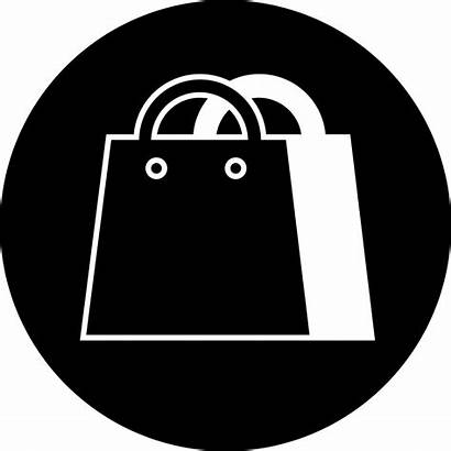 Mall Shopping Icon Icons Centre Empty Svg