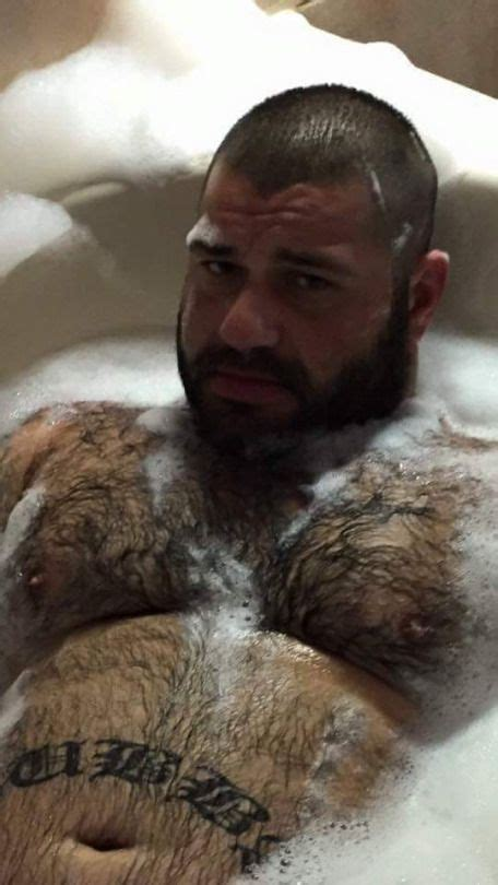 Masculine Beefy Hairy Muscles Bears Cubs Stuff