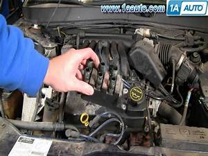Ford Taurus Ignition Control Module Location