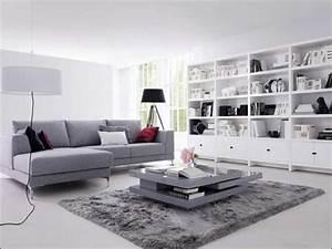 Wohnzimmer Teppiche Schne Und Attraktive Lsung Fr