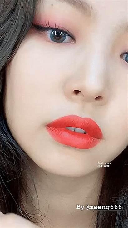 Maquiagem Jennie Blackpink Jennierubyjane Beleza Story