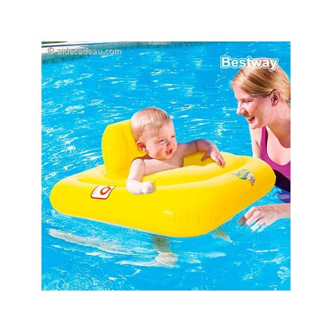 siege bebe gonflable bouée siège gonflable pour bébé de 0 à 24 mois