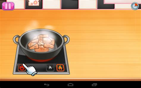 ecole de cuisine de jeux ecole de cuisine de tablette android 83 100 test