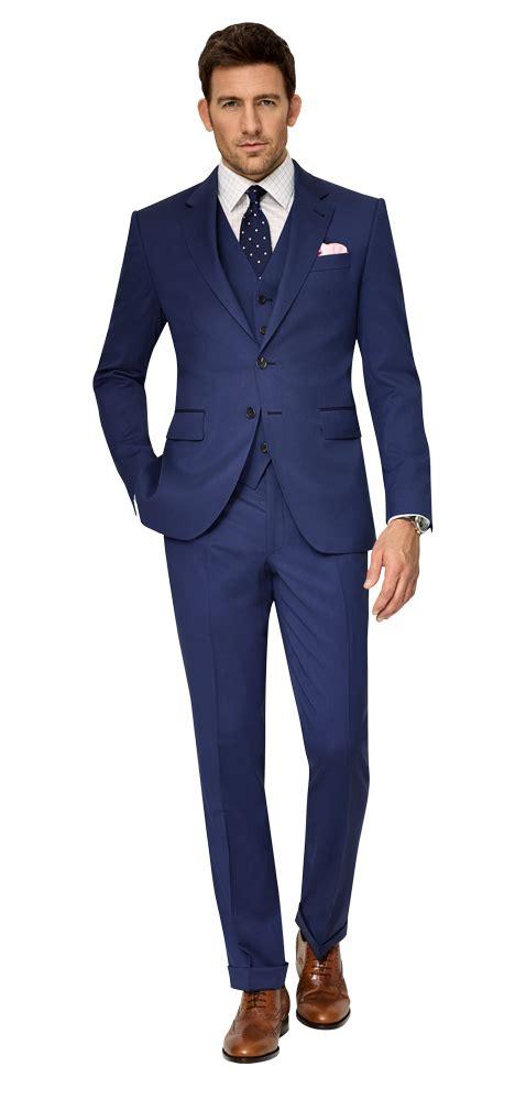 blauer anzug hochzeit dolzer blauer dreiteiler gentleman s fashion in 2019 anzug herren herren anzug schwarz