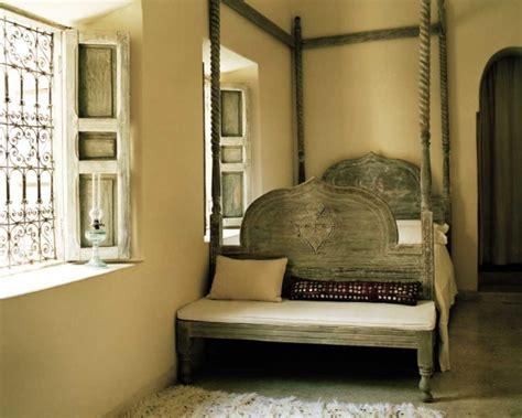 chambre style marocain chambre marocaine des idées de décoration