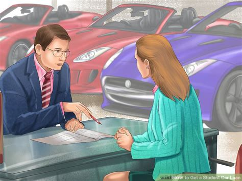 How To Get A Student Car Loan (with Pictures)