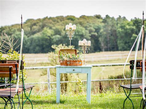 eine sommerhochzeit im vintage stil mit vielen diy ideen