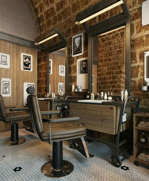 barber shop design ideas 25 best ideas about barber shop interior on