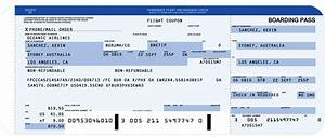 boarding pass image With fake boarding pass template