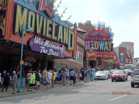 Main Strip  Picture Of Clifton Hill, Niagara Falls
