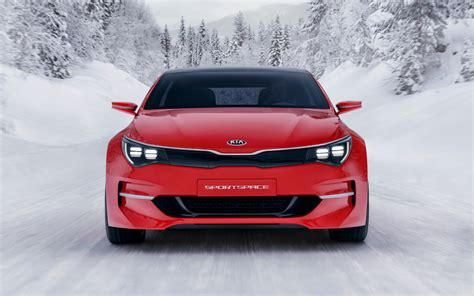 Kia Sportspace Hd Wallpapers Free Download