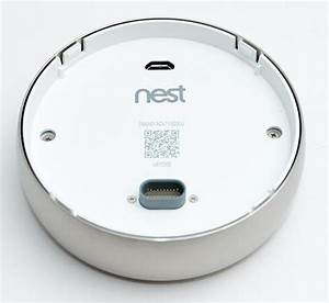 Nest Thermostat Review  U2013 The Gadgeteer