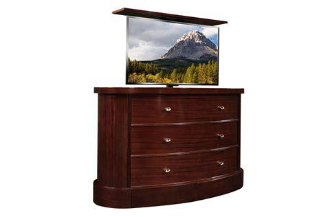 tv cabinet hidden tv lift hidden tv dresser bestdressers 2017