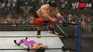 "WWE 2K14 ""New Generation"" Matches And Screenshots"