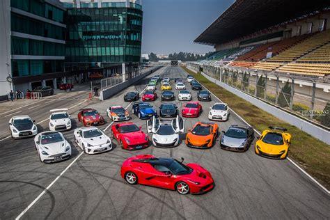 Supercars And Hypercars Galore At Zhuhai International