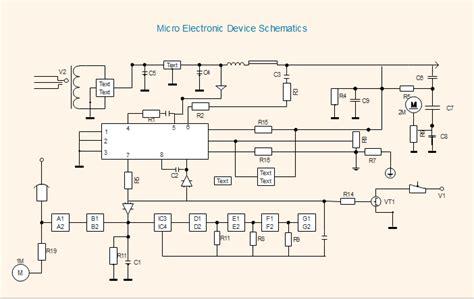 Difference Between Schematics Circuit Diagrams