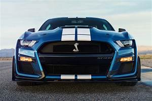 Ford Finally Reveals How Powerful the 2020 Mustang Shelby GT500 Will Be - InsideHook