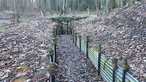 Take A Tour Of Ww1 Trenches At Raf Halton