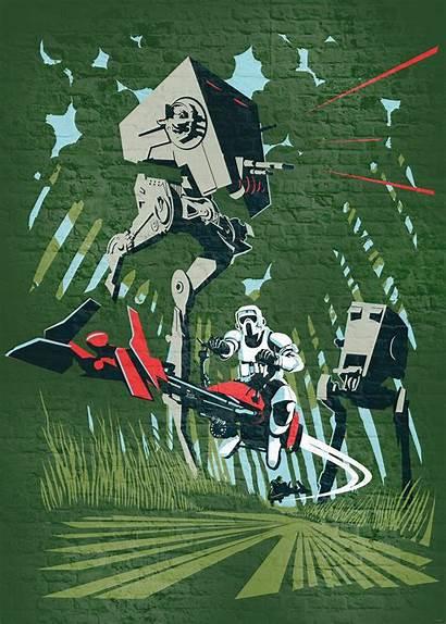 Endor Battle Wallpapers
