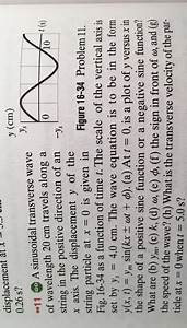 Attached Is Problem  11 With The Solution To Part