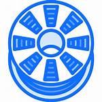 Technology Icon Printer Gadget Printing Plastic Material