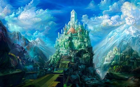 fantasy kingdom fantasy abstract background wallpapers