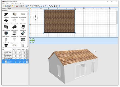 dessiner une chambre en 3d comment ajouter un toit dans home 3d
