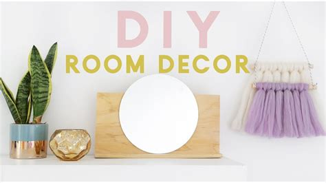 diy room decor ideas for 2018 minimal modern and easy to make - 10 Simple Modern Diy Decorations