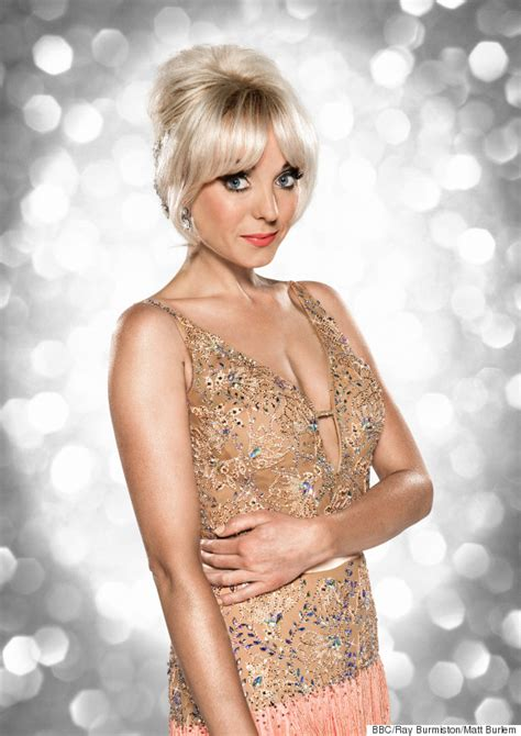strictly  dancing call  midwife actress helen