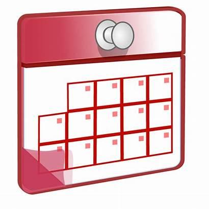 Calendar Pink Wikimedia Daily
